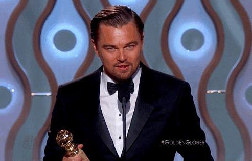 Leo Reveled in His Victory