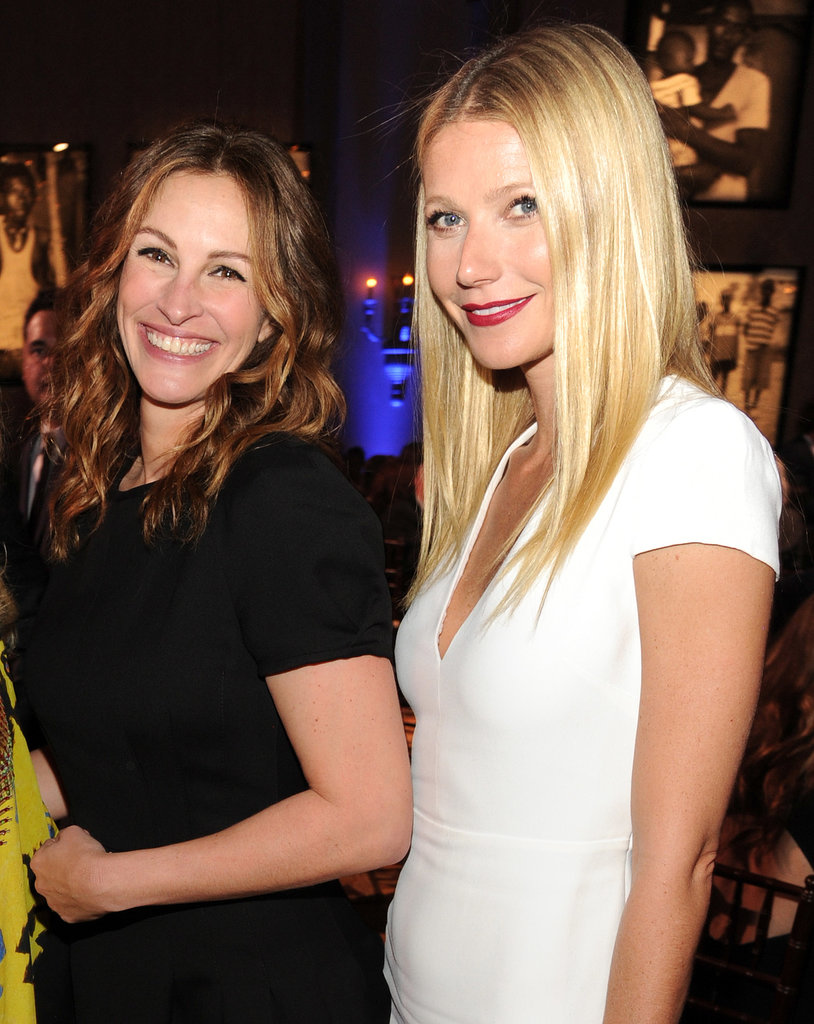 Julia Roberts and Gwyneth Paltrow