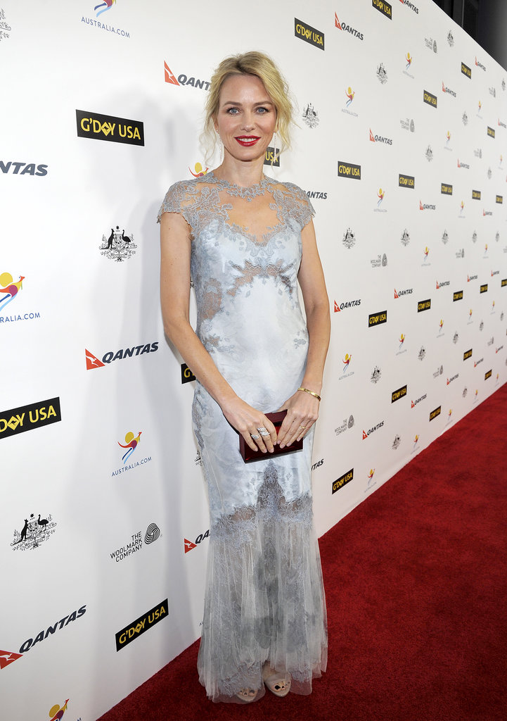 Naomi Watts at the G'Day USA Los Angeles Black Tie Gala