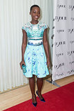 Lupita Nyong'o at the DuJour Magazine Great Performances Party