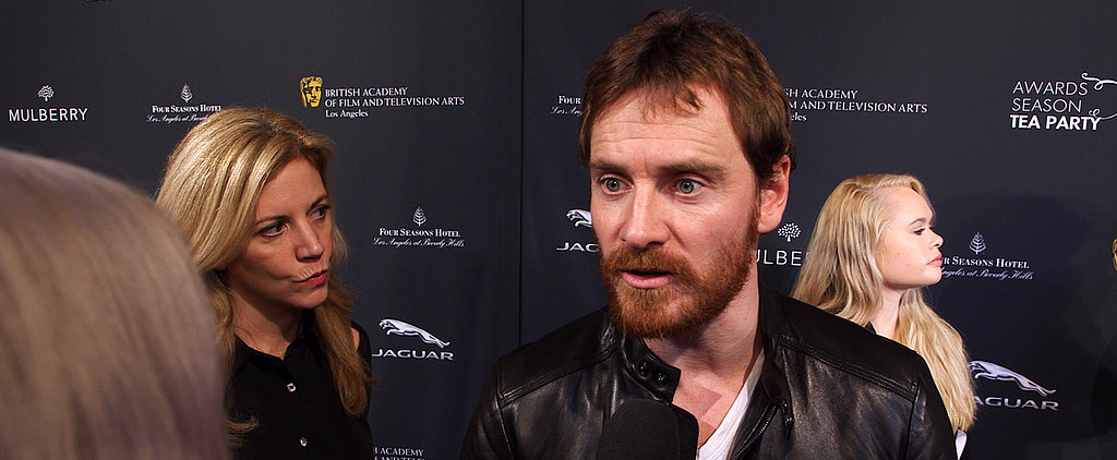 "Michael Fassbender Admits He Was ""Worried"" About Shame"