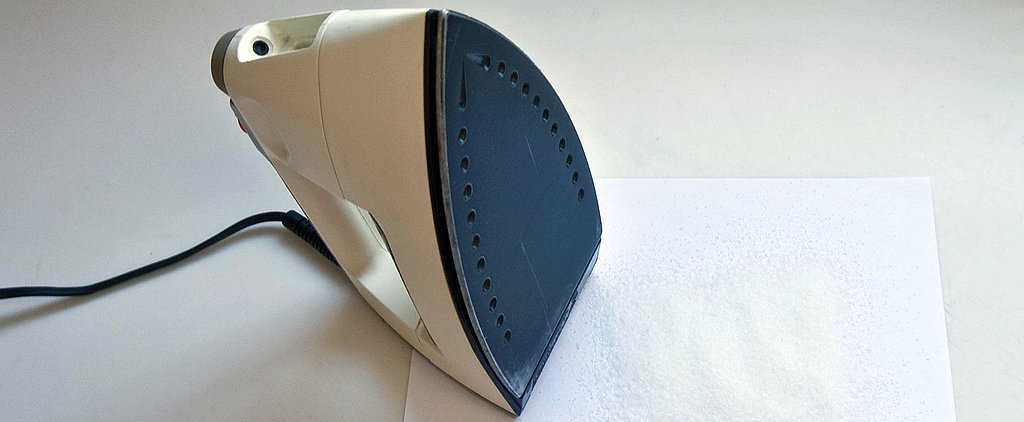 Clean Your Iron With This Surprising Kitchen Staple