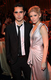 Kate Mara and Max Minghella got serious.