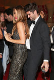 Sofia Vergara danced the night away with Jesse Tyler Ferguson's husband, Justin Mikita, at HBO's post-Globes party.