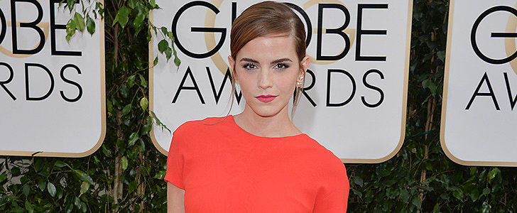 Turns Out, Emma Watson Just Wanted to Be Comfortable!