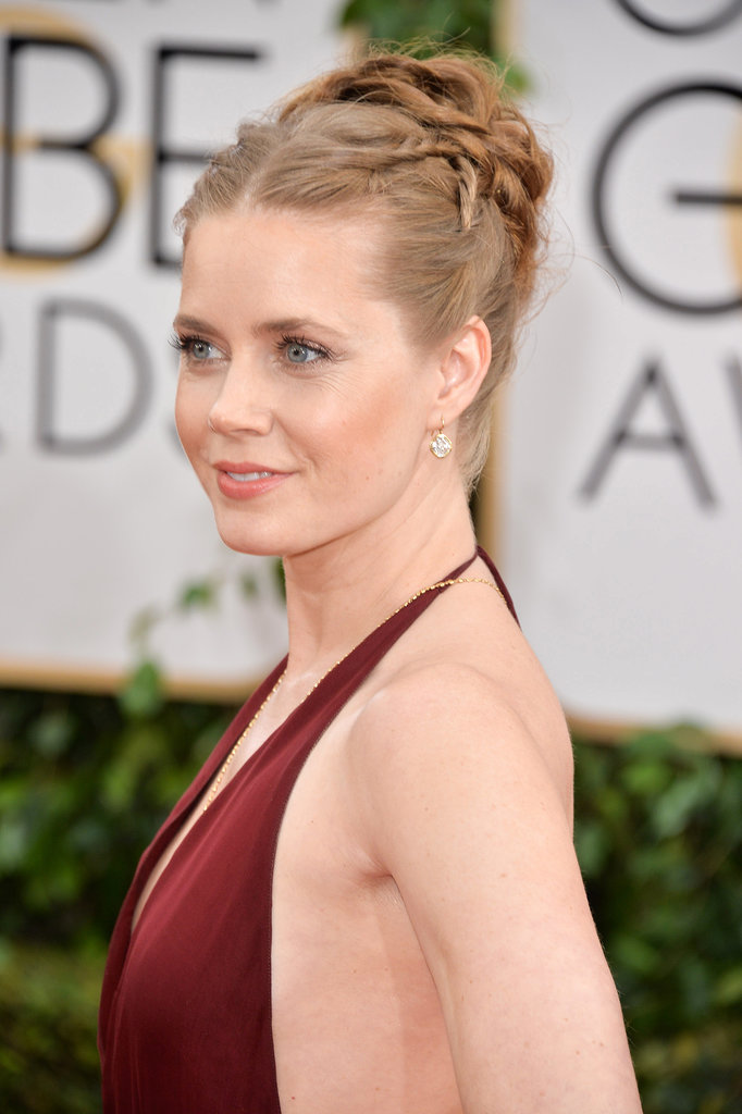 Channel the '70s à la Amy Adams With Her Entire Beauty Breakdown