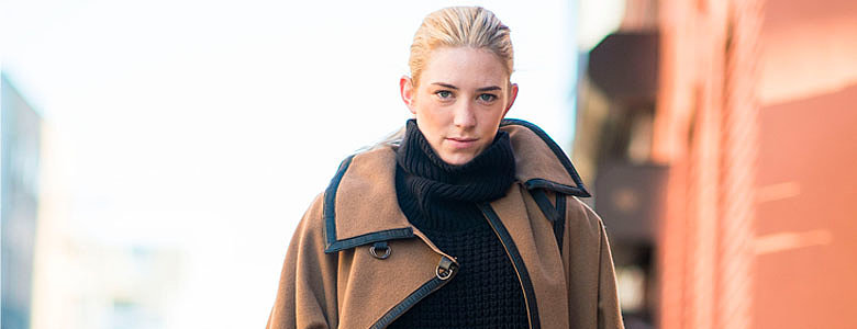 Here's How to Make Your Sweater Dress Cool