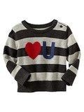 Gap Lover U Striped Sweater