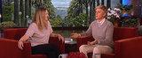 Drew Barrymore and Ellen DeGeneres Clear Up Their Fat Joke