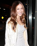 Sarah Jessica Parker Debuts a New 'Do