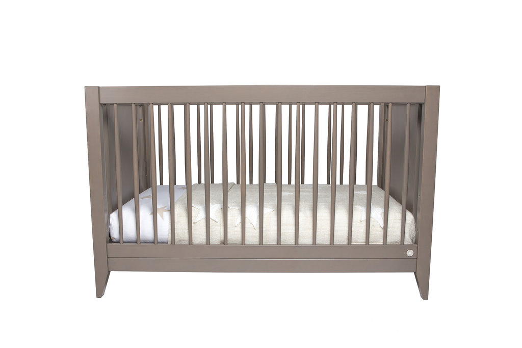 What we love most about the 4-in-1 Convertible Crib is the charitable aspect. For every crib bought, Honest Company will donate one to a family in need, while supplies last.
