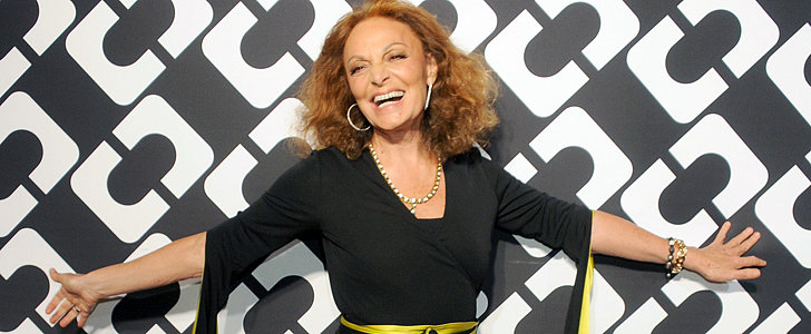 Diane von Furstenberg on Confidence, Turtlenecks, and Men