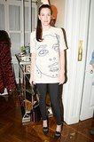 Liv Tyler at Stella McCartney's Pre-Fall 2014 Party