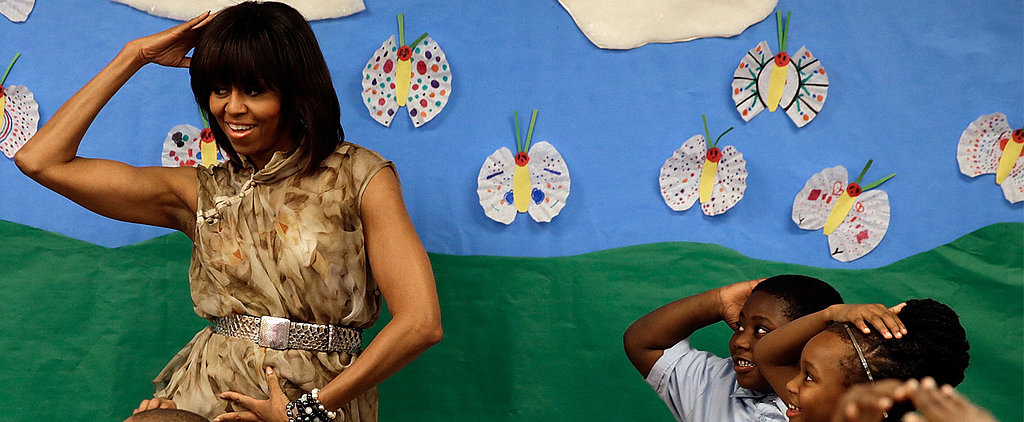 Go FLOTUS, It's Your Birthday:  Michelle Obama's Best Dance Moves