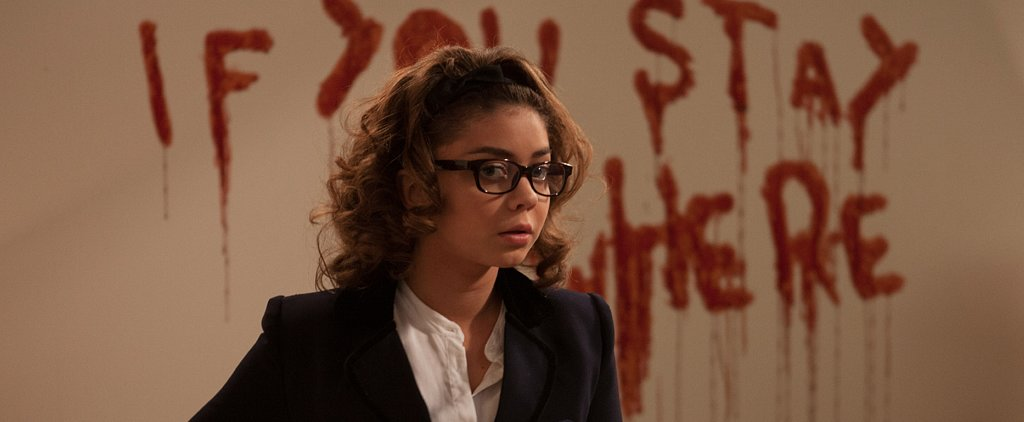 Exclusive: Sarah Hyland Drops Her Modern Family Look in Vampire Academy