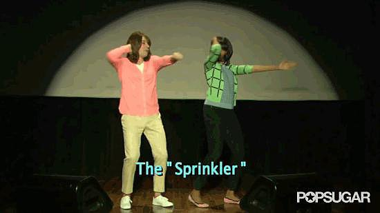 "The ""Sprinkler"""