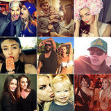 Babies, Blooms, and Beauties: The Week's Cutest Celebrity Candids
