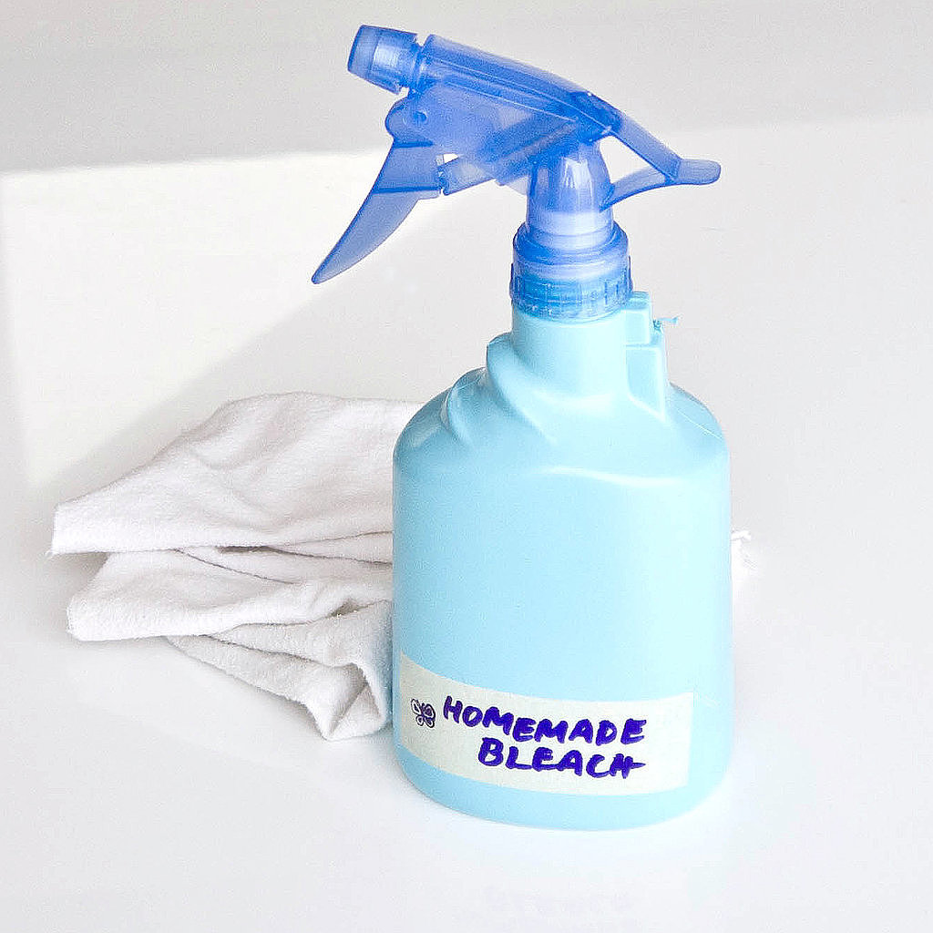 Nontoxic Bleach