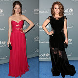 Alyssa Milano and Anna Kendrick at the UNICEF Ball | Photos