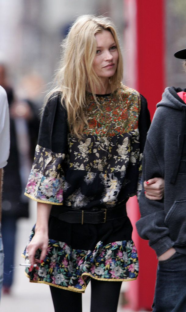 17. Effortless Boho Is Easy For Her