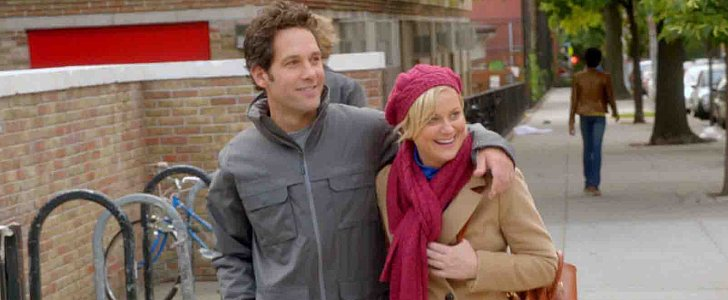 Amy Poehler and Paul Rudd's New Romantic Comedy Looks Brilliant
