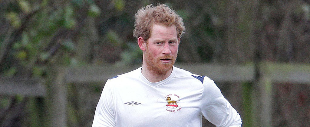 Prince Harry Is Keeping His Beard — and His Girl