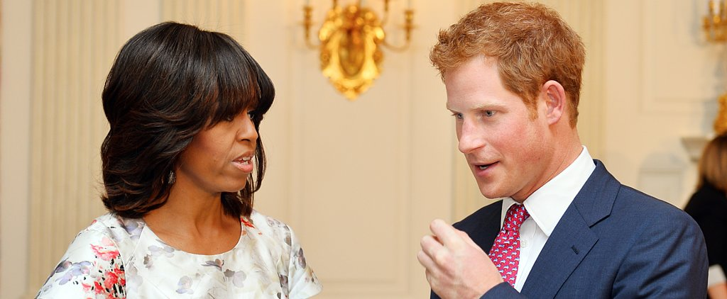 Michelle Obama Knows What to Get the Guy Who Has Everything