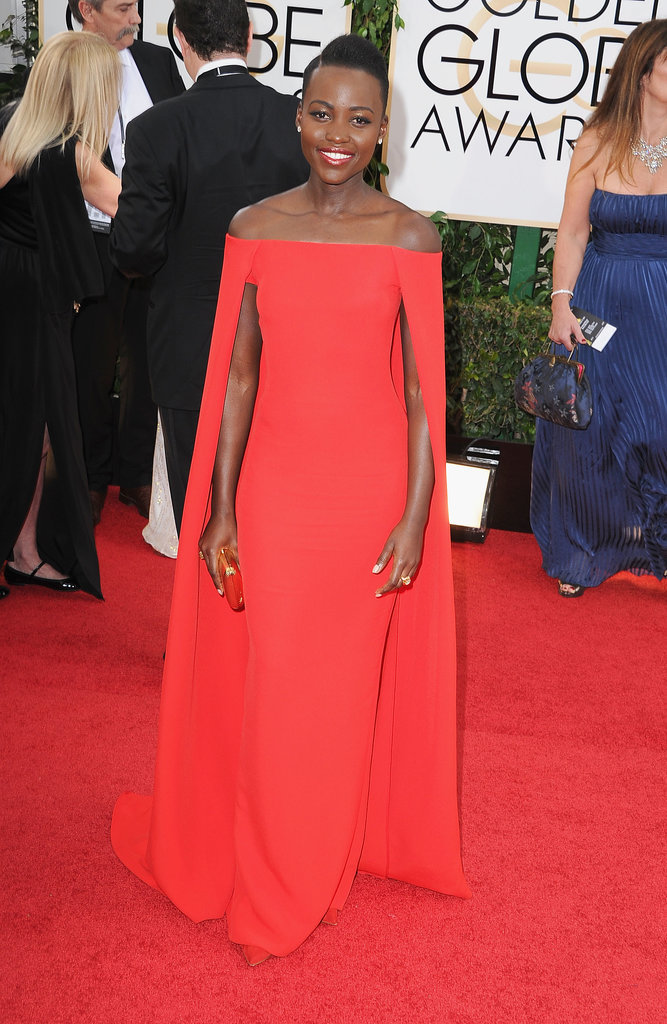 Actress in a Supporting Role Nominee: Lupita Nyong'o
