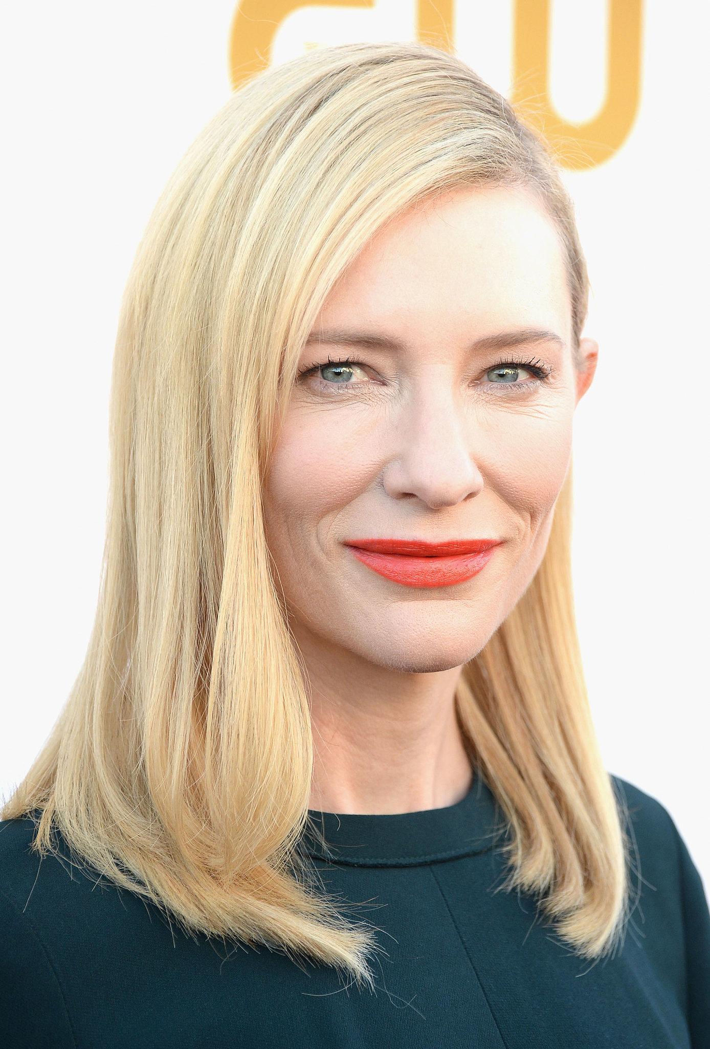 Cate Blanchett Hair an...