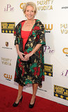 Emma Thompson at the Critics' Choice Awards 2014