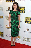 Julia Louis-Dreyfus the Critics' Choice Awards 2014