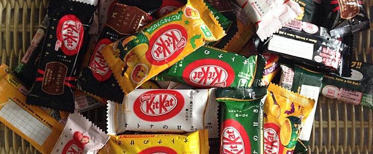 Sorry, America, but Japan's the King of Kit Kats