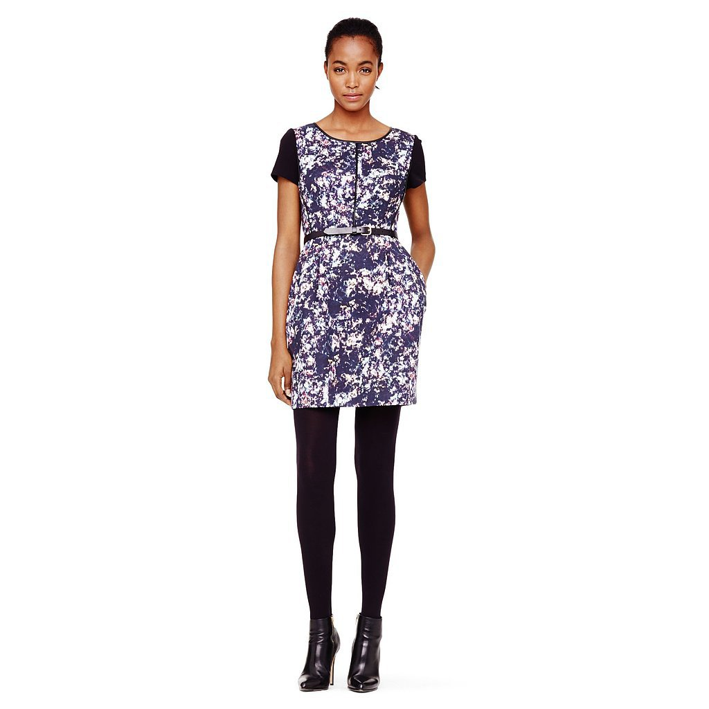 Club Monaco Shayla Printed Dress ($179, originally $229)