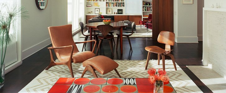 House Tour: A Mod Masterpiece Fit For the Big Screen