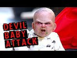 The Scariest Baby Ever