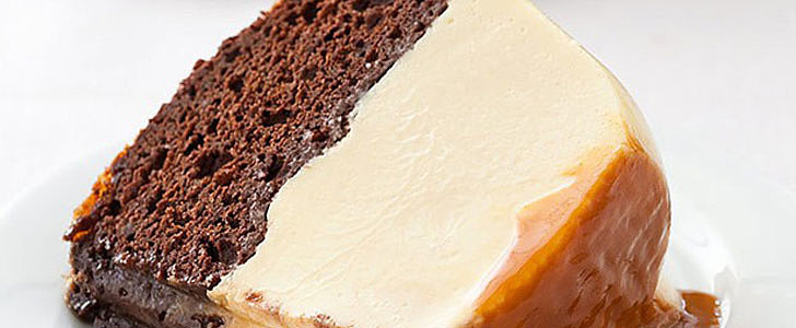 "How to Put the ""Magic"" in Magic Chocolate Flan Cake"