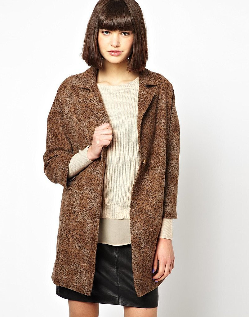 Helene Berman Classic Car Coat ($181, originally $398)