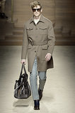 Salvatore Ferragamo Men's Fall 2014