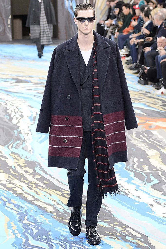 Louis Vuitton Men's Fall 2014