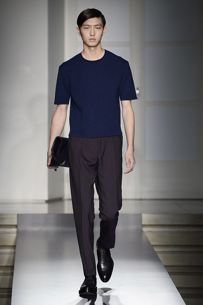 Jil Sander Men's Fall 2014