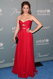 Anna Kendrick at the UNICEF Ball