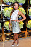 Jessica Alba at Tory Burch's Rodeo Drive Flagship Opening
