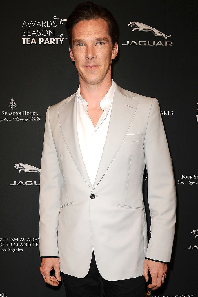 Benedict Cumberbatch Joins the Long List of SAG Awards Presenters