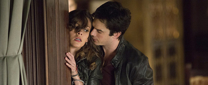 Um, What's Going on in These New TVD Pictures?