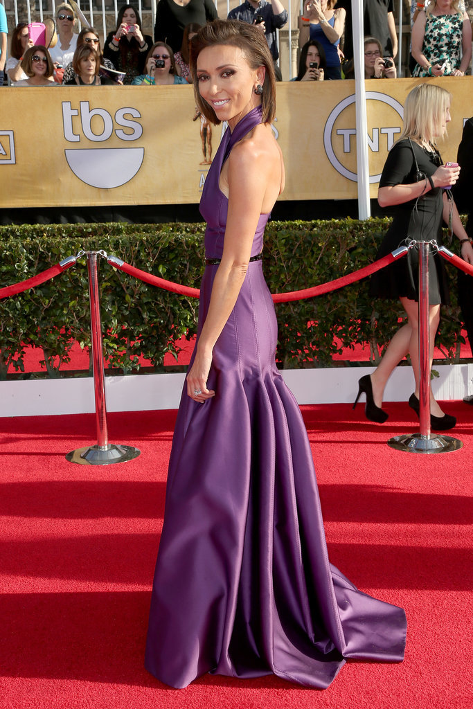 Giuliana Rancic at the SAG Awards 2014