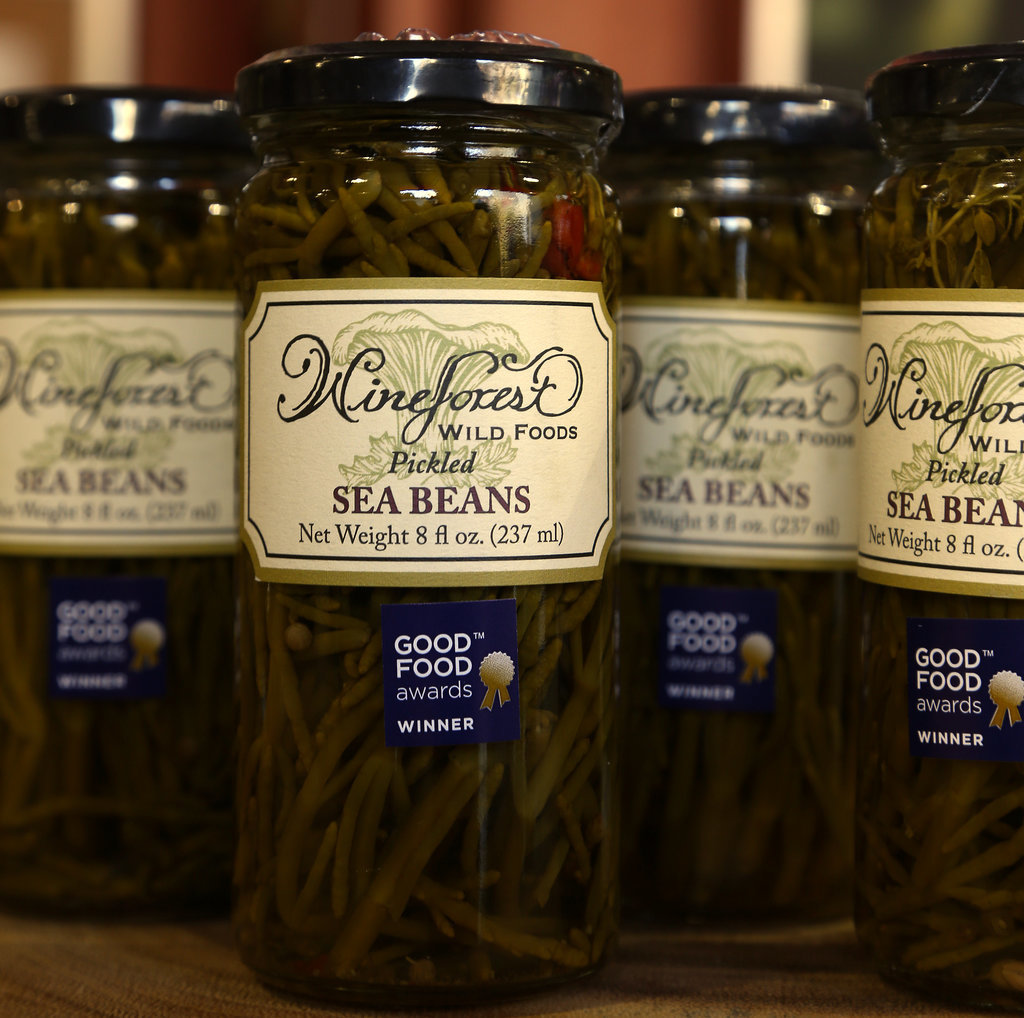 Wine Forest Pickled Sea Beans
