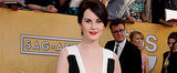Did Michelle Dockery Take the Right Kind of Plunge?