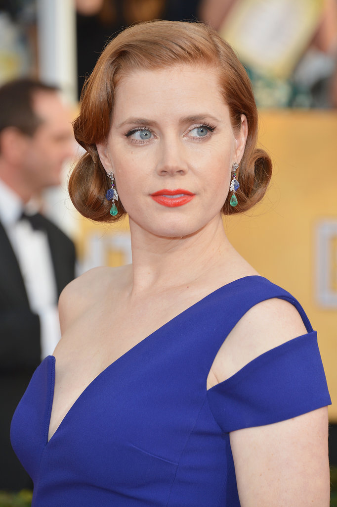 Amy Adams at the SAG Awards