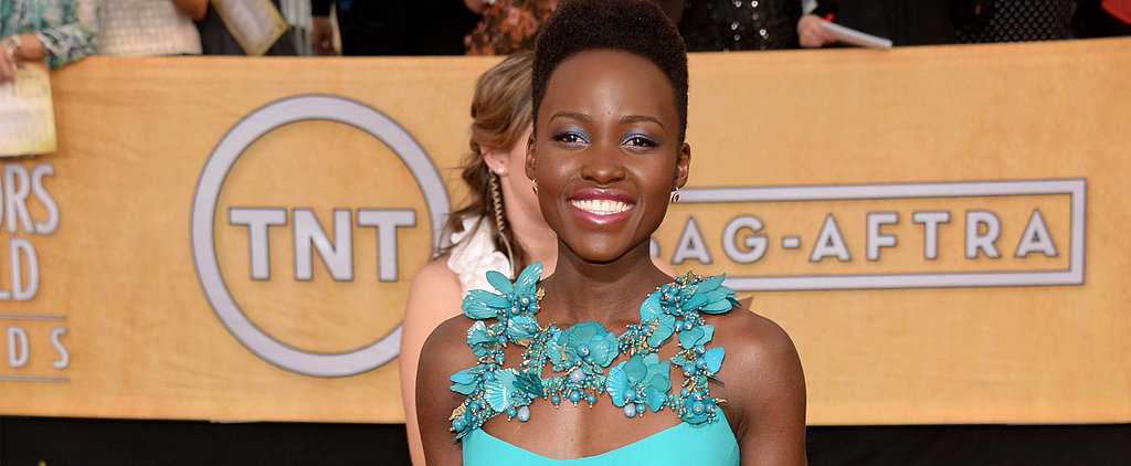 Did Lupita Nyong'o Just Bring Back a Classic '90s Hairstyle?