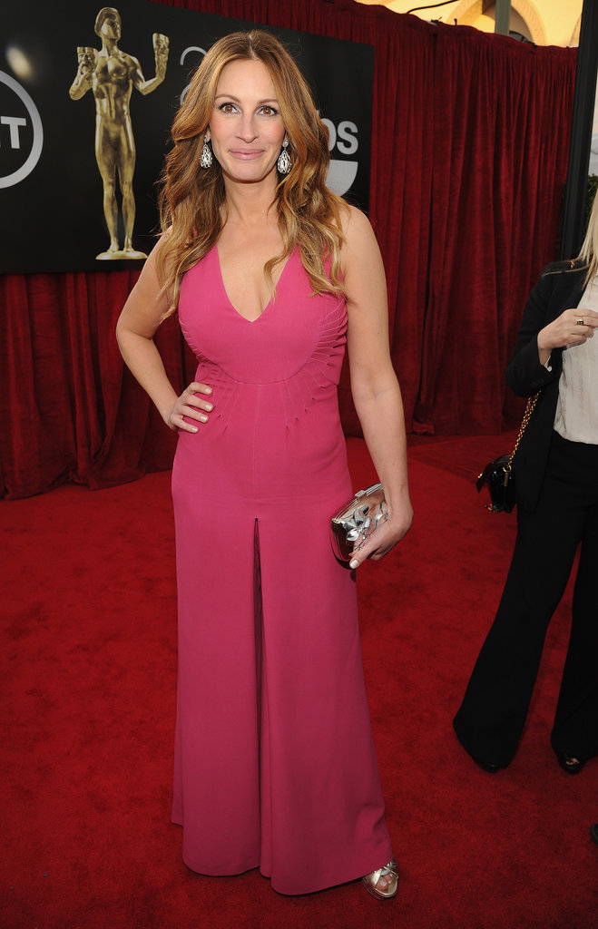 Julia Roberts at the SAG Awards 2014